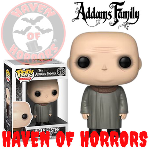 The Addams Family Uncle Fester Pop! Vinyl