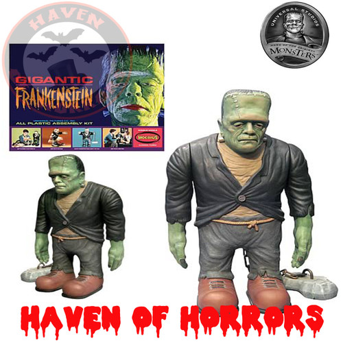 Universal Monsters Frankenstein 1:8 Scale Model Kit