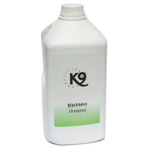 K9 Competition Blackness Shampoo 5.7 Liter