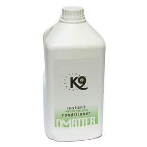 K9 Competition Dmatter Instant Conditioner 2.7 Liter