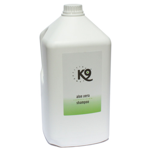 K9 Competition Aloe Vera Shampoo 2.7 Liter