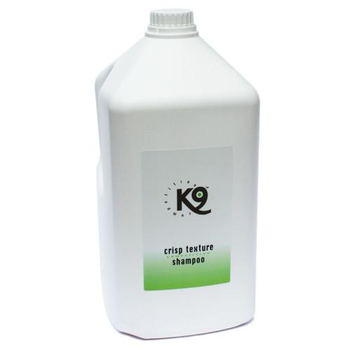 K9 Competition Aloe Vera Crisp Texture Shampoo 5.7 Liter