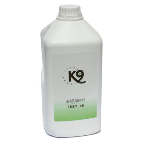 K9 Competition Whiteness Shampoo 2.7 Liter
