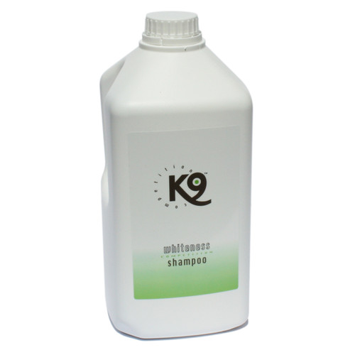 K9 Competition Whiteness Shampoo 5.7 Liter