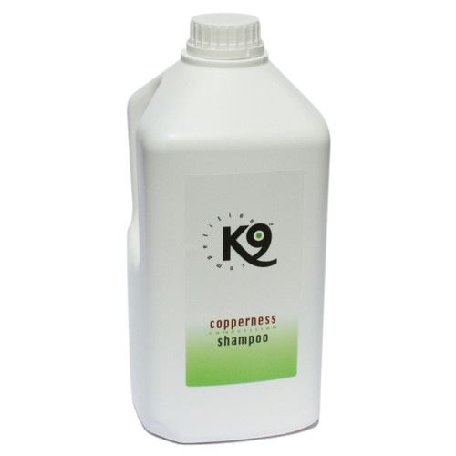 K9 Competition Copperness Shampoo 2.7 Liter