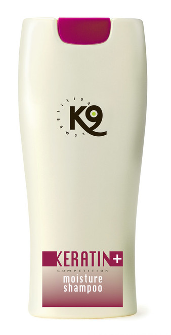 K9 Competition Keratin+ Shampoo 300 ml