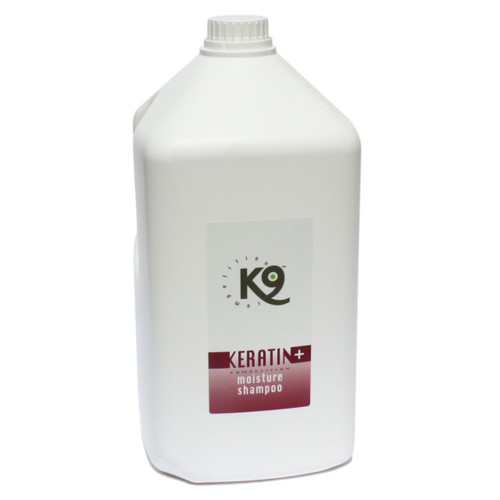 K9 Competition Keratin+ Shampoo 5.7 Liter