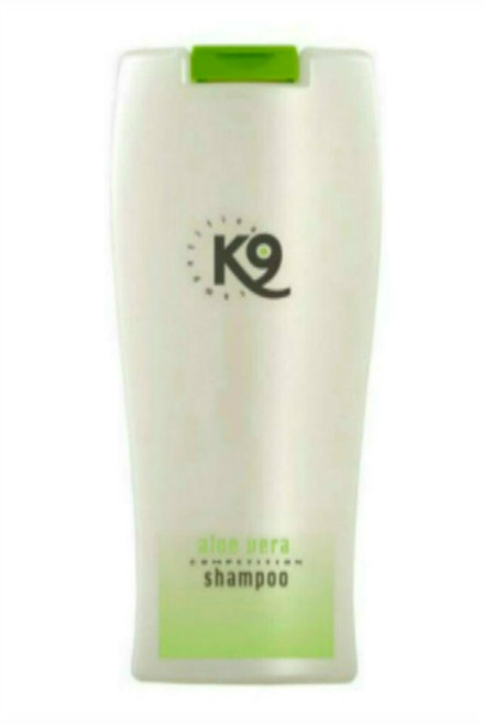 K9 Competition Aloe Vera Shampoo 100 ml Travel Size