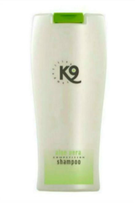 K9 Competition Aloe Vera Shampoo 100 ml Travel Size