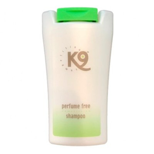 K9 Competition Aloe Vera Shampoo 100 ml Fragrance Free Travel Size