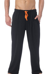 Lounge Pant with Draw String - Black