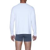 Henley - Long Sleeve - White
