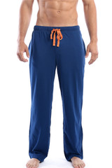 Lounge Pant with Draw String - Navy