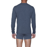 Long Sleeve Crew Undershirt - Charcoal Heather