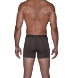 Boxer Brief w/Fly - Walnut