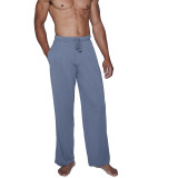 Cashmere (Yes!) Lounge Pant - Pewter - LUXE