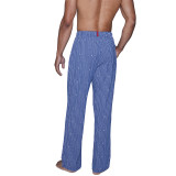 Lounge Pant with Draw String - Wood Stars