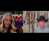 Cowboy Entrepreneur Show Scott Knudsen with Terresa Zimmerman founder of Wood Underwear