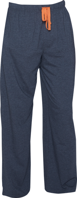 Lounge Pant with Draw String - Charcoal Heather