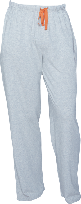 Lounge Pant with Draw String - Heather Grey