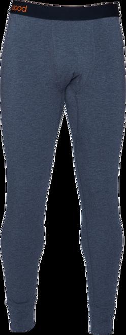 Long Underwear - Charcoal Heather