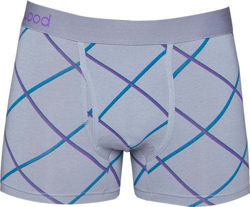 Boxer Brief w/Fly - Crosscut