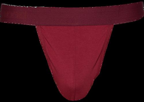 Jock - Burgundy Red