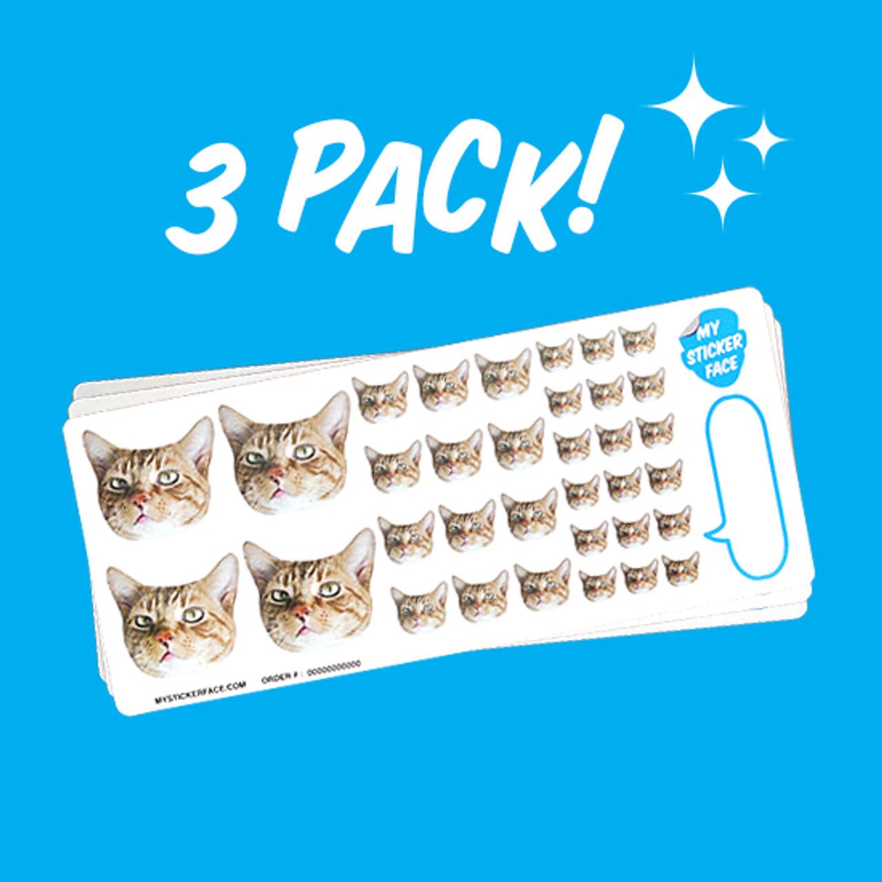 3 Pack Elite Sampler Sheet