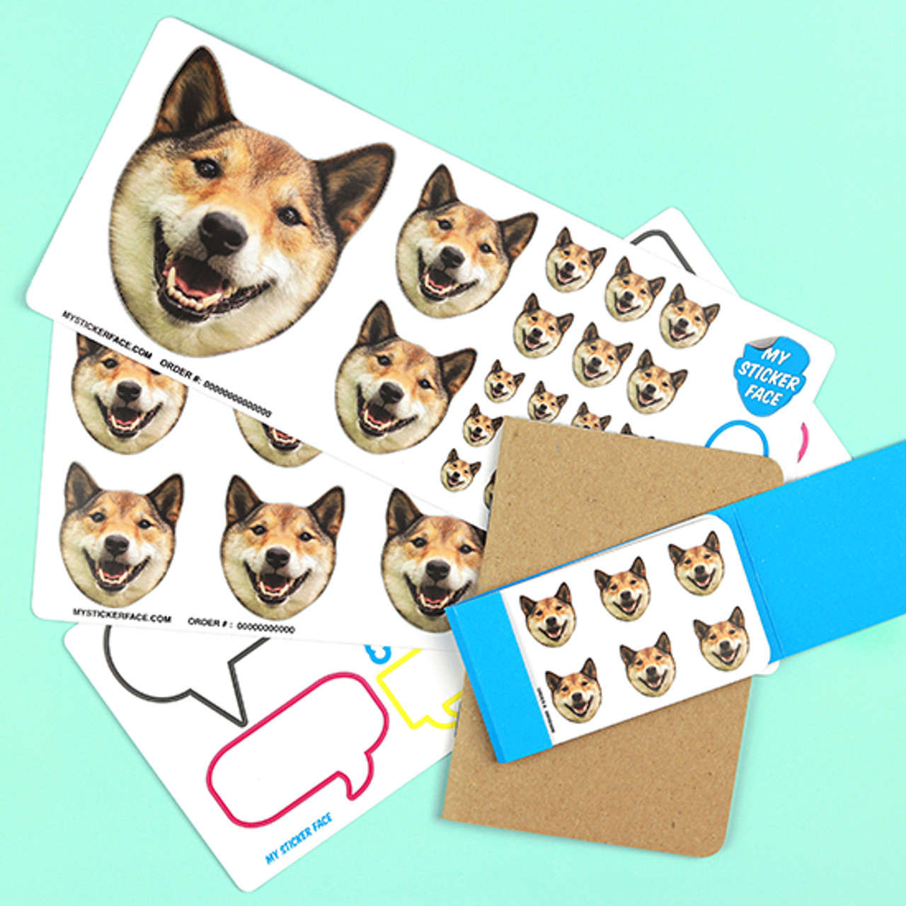 Face Sticker Bundle