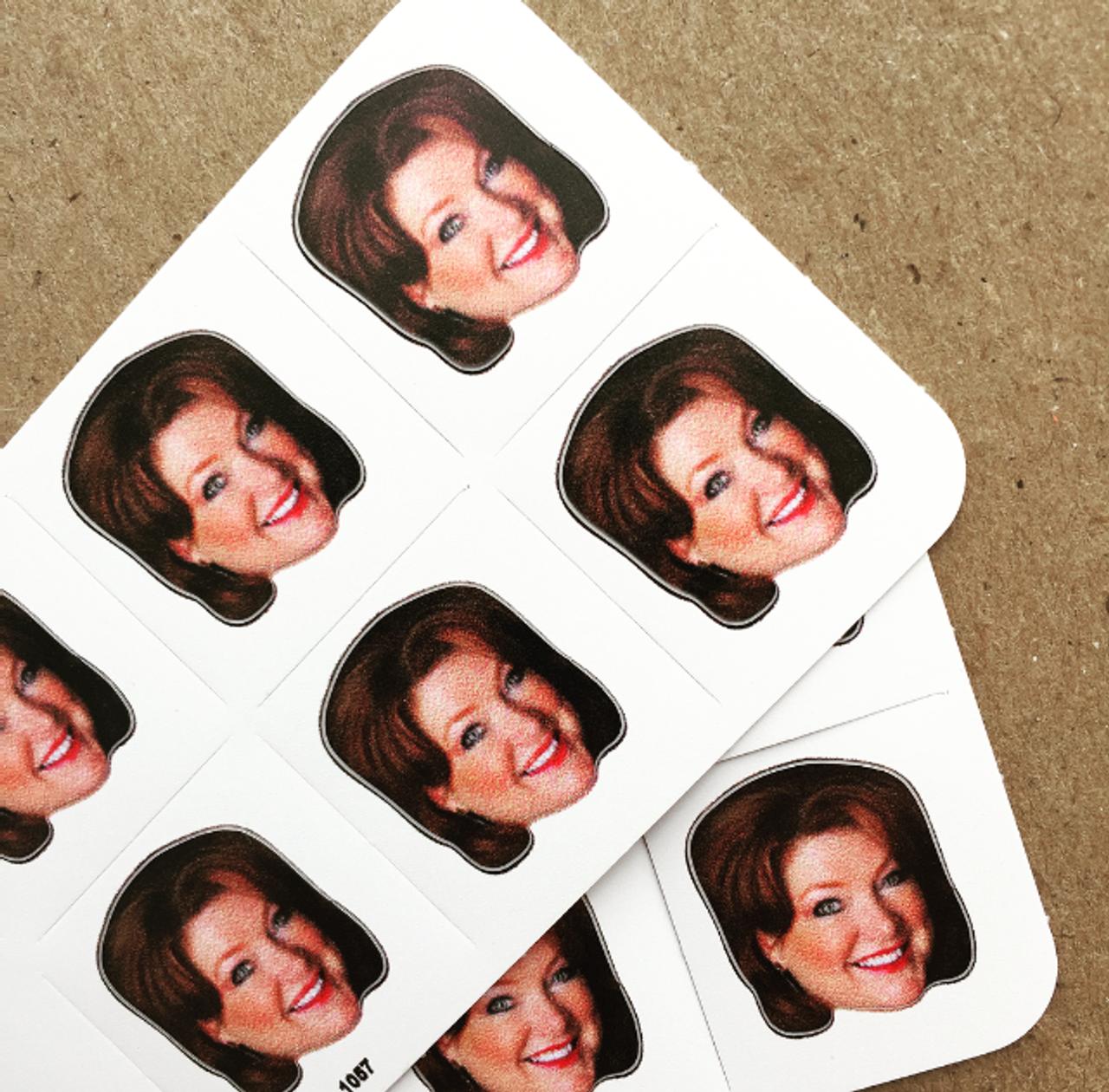 Get to know Sticker Lover, Toni Blake
