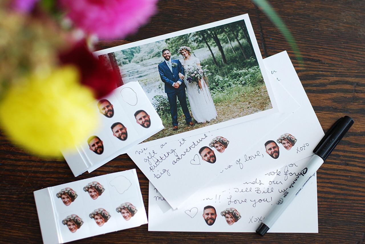 Wedding Sticker Signature's