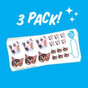 3 Pack Duo Sampler Sheet