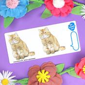"""3.5"""" Full Body Sticker Sheet - 10 Pack"""