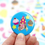 Birthday Sticker Pack