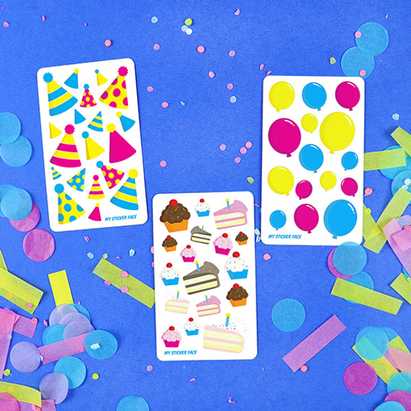 Birthday Sticker Pack