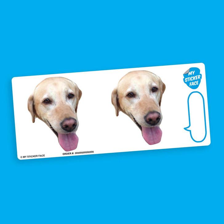 """3.5"""" StickerFace™ Sheet Packs"""