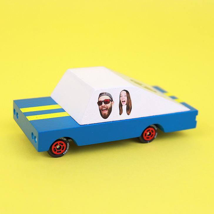 Candycar - Blue Racer