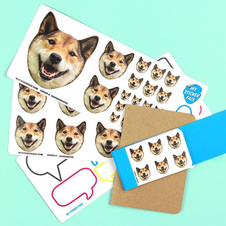 Face Sticker Bundle