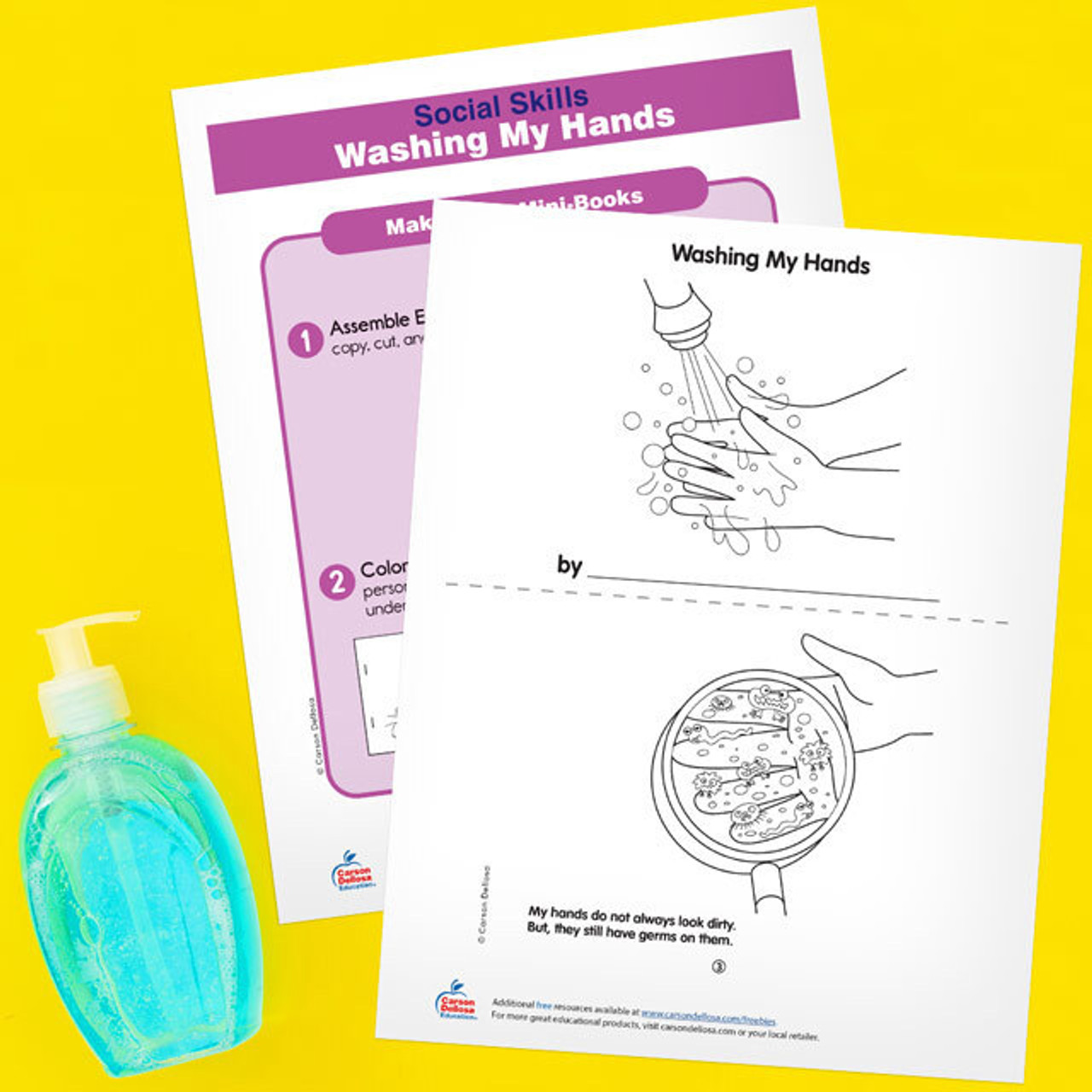 Health & Safety  Printables