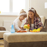 Spring Cleaning Empowers Kids