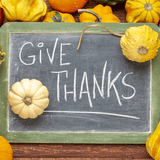 Giving Thanks: More than instant gratification