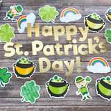 St. Patrick's Day Fun in the Classroom