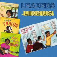 Author Interview: Leaders Like Us