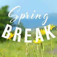 Spring Break Prep—Renew Interests in Learning