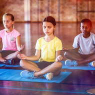 Kids Yoga Encourages Movement and Mindfulness