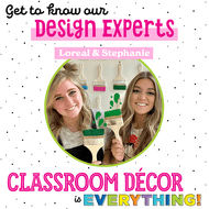 Learning Panel Interview: Meet Design Experts Stephanie & Loreal of @HappilyEverElementary