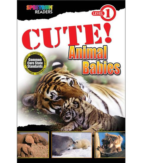 CUTE! Animal Babies Reader Free eBook