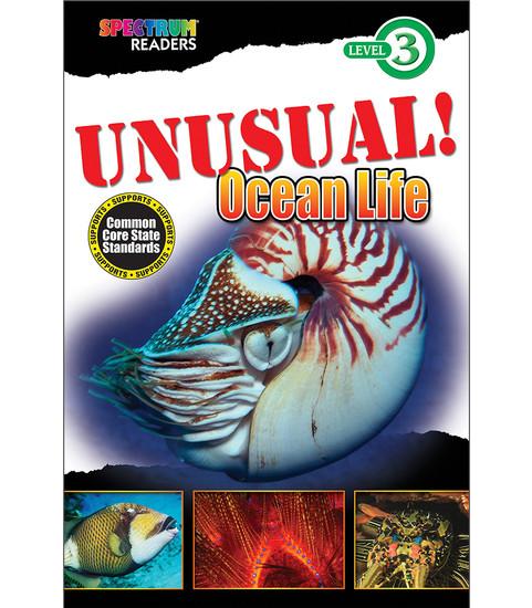UNUSUAL! Ocean Life Reader  Free eBook