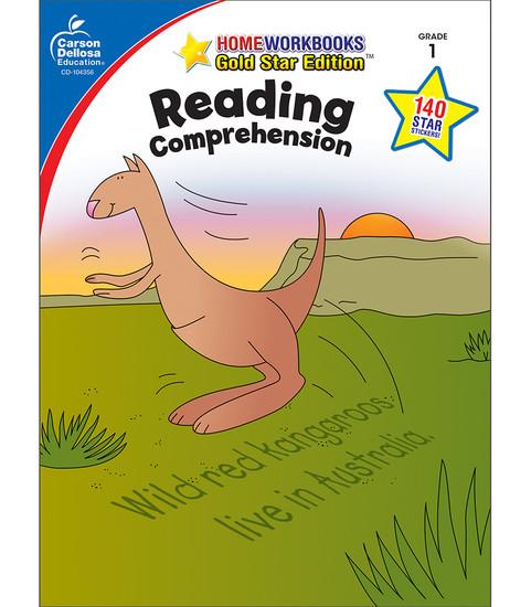 Carson-Dellosa Reading Comprehension, Grade 1 Parent