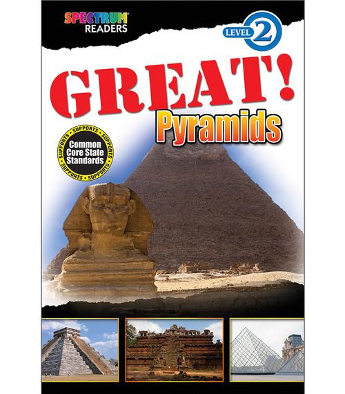 Spectrum® GREAT! Pyramids Parent